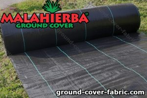 Ground cover roll